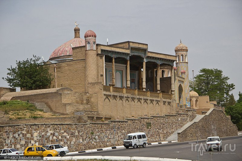 Самарканд туристический и не очень / Фото из Узбекистана