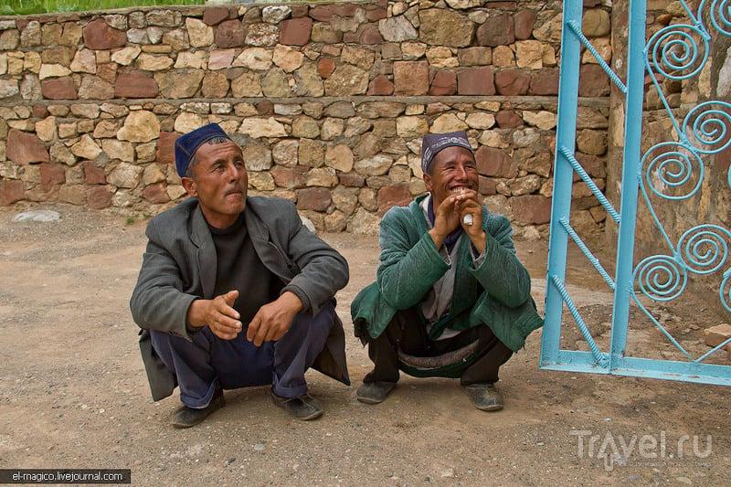 Лангарские горы, спуск в соляную шахту и прогулка по Шахрисабзу / Фото из Узбекистана