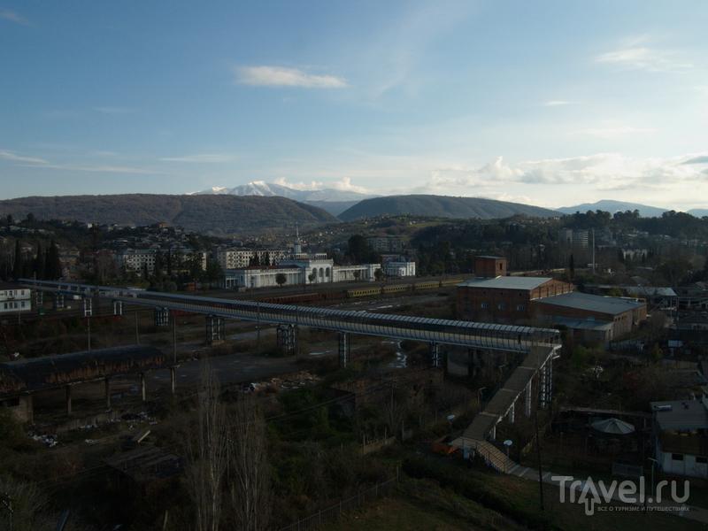 Сухум - столица Абхазии / Абхазия