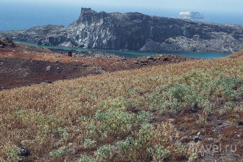Вулкан Санторин / Греция