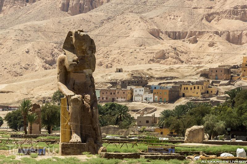 По следам фараонов. Луксор / Египет
