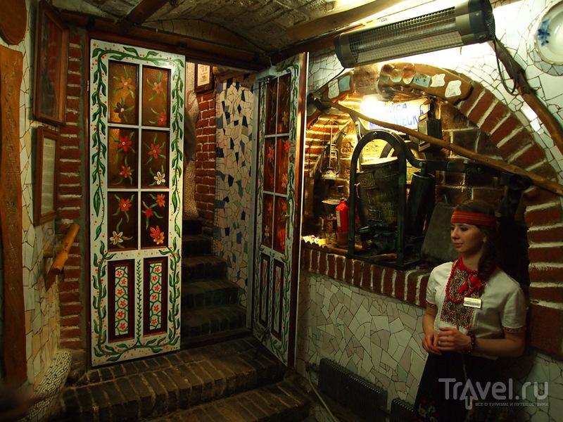 """Ресторан """"Старий Млин"""" в Тернополе / Украина"""