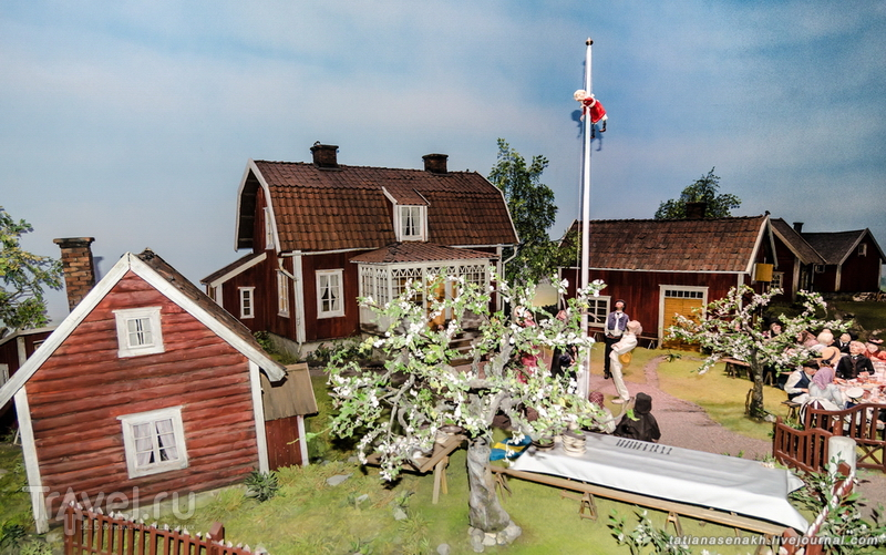 """В гости к детству. """"Юнибаккен"""" / Швеция"""
