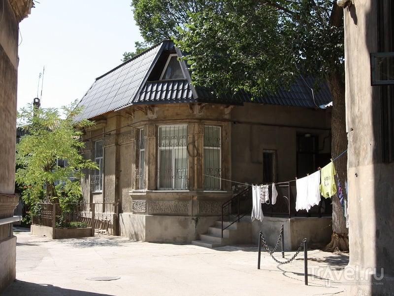 Крым 2012. Евпатория / Россия