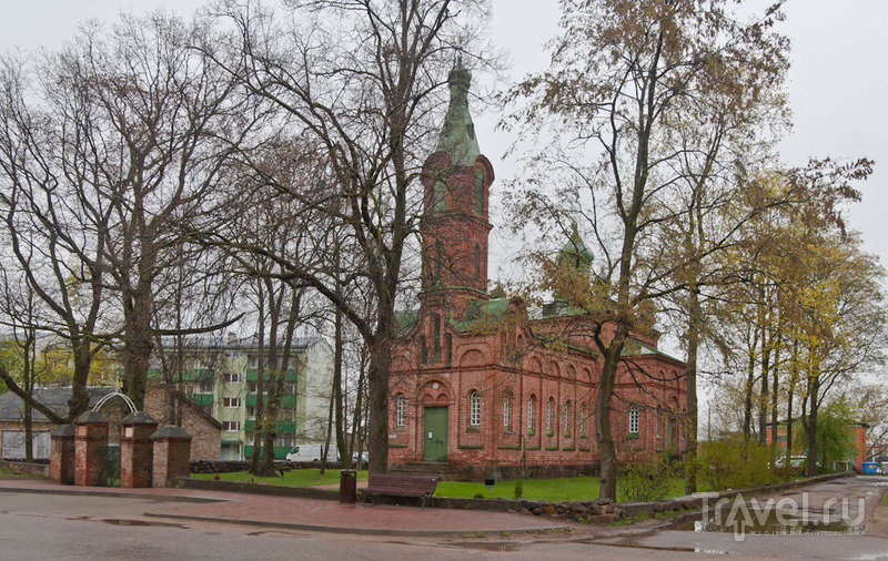 Из Риги в Пярну велосипедом или холодный май / Латвия