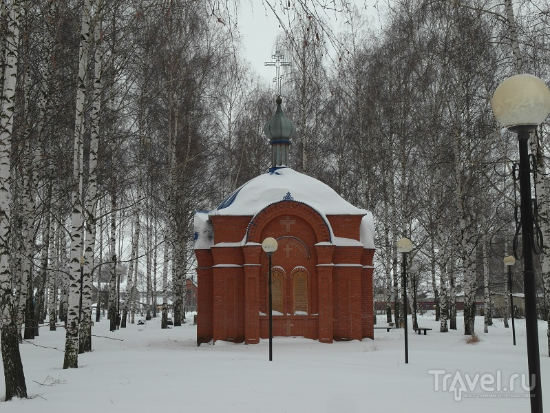 Тетюши - тихая красота / Россия