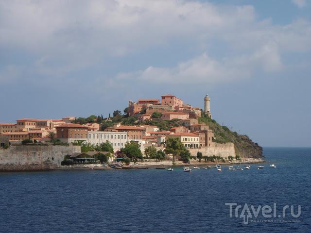 Остров Эльбa / Италия