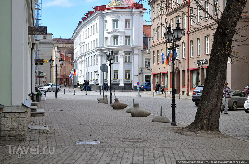 Интересные детали Таллина / Эстония