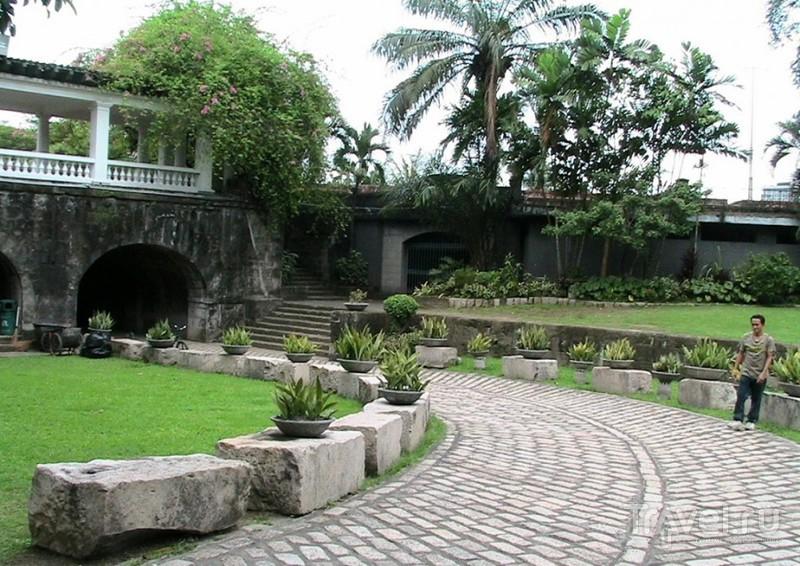 Интрамурос в Маниле / Филиппины