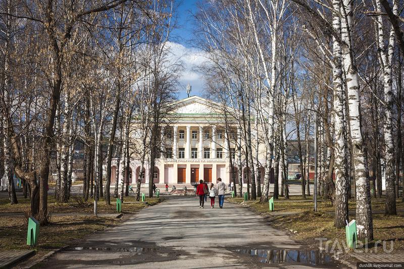 Поездка в Усть-Катав / Фото из России