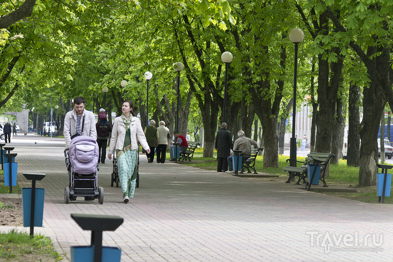 Белорусская провинция. День в Полоцке / Фото из Белоруссии