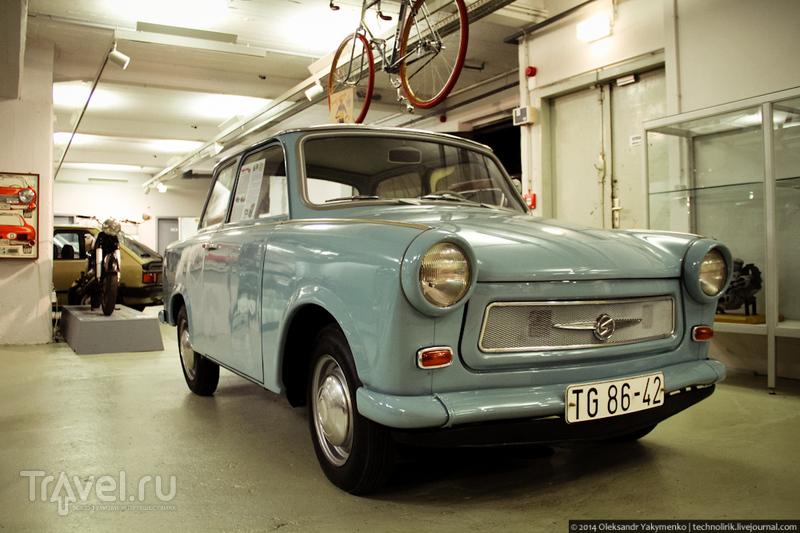 Музей саксонских автомобилей в Хемнице