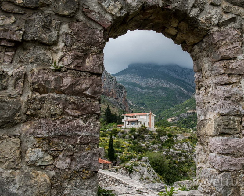 Бар, Старый город / Черногория