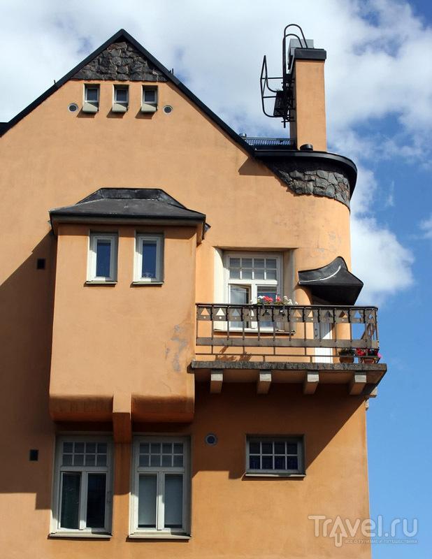 Дом в стиле модерн в Хельсинки