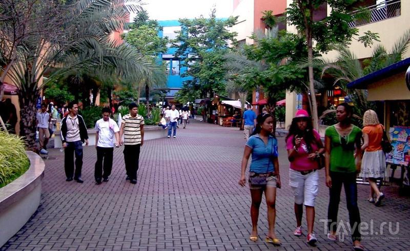 Филиппины. SM Mall of Asia в Маниле / Филиппины