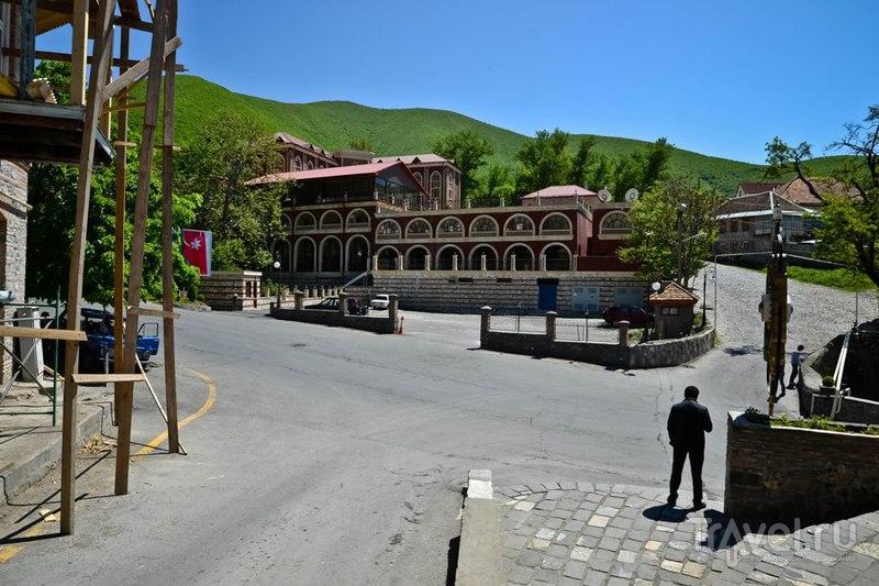Грузино-азербайджанский поход. Шеки / Азербайджан
