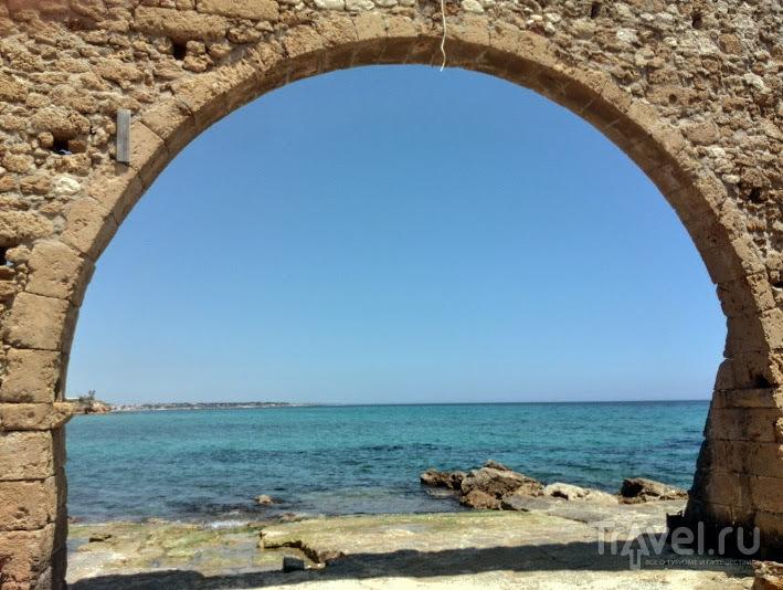О Сиракузах пляжное - совет путешественникам / Италия