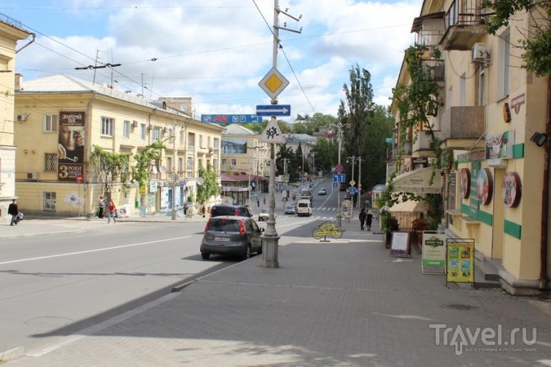 Севастополь встречает первых туристов / Россия