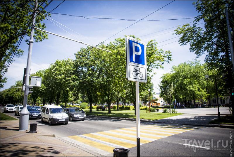 Самый велосипедный город России / Россия