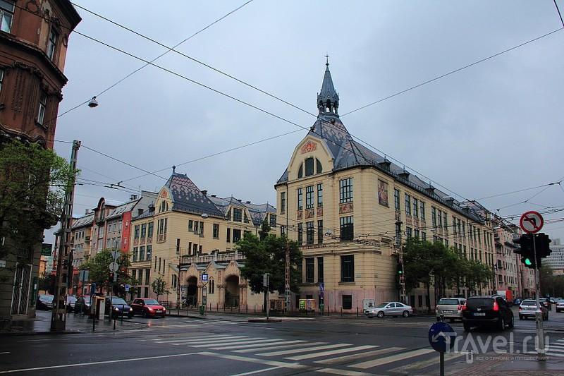 Улицы / Фото из Венгрии