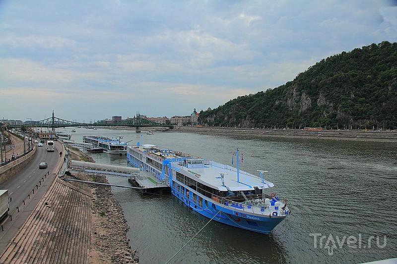 Берег Дуная / Фото из Венгрии