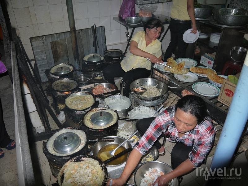Гастрономический тур на веспе: Сайгон / Вьетнам