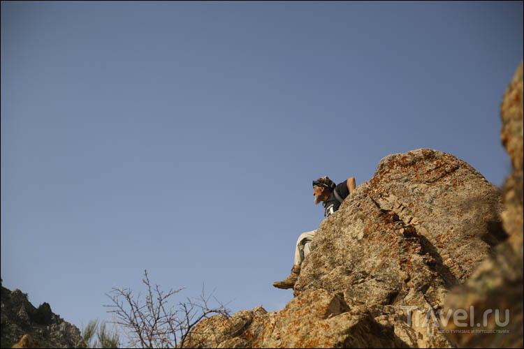 Как горы цветут весной - Малый Чимган / Узбекистан