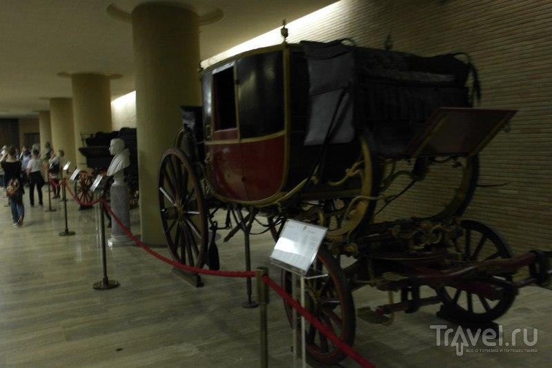 Ватикан - транспорт / Ватикан