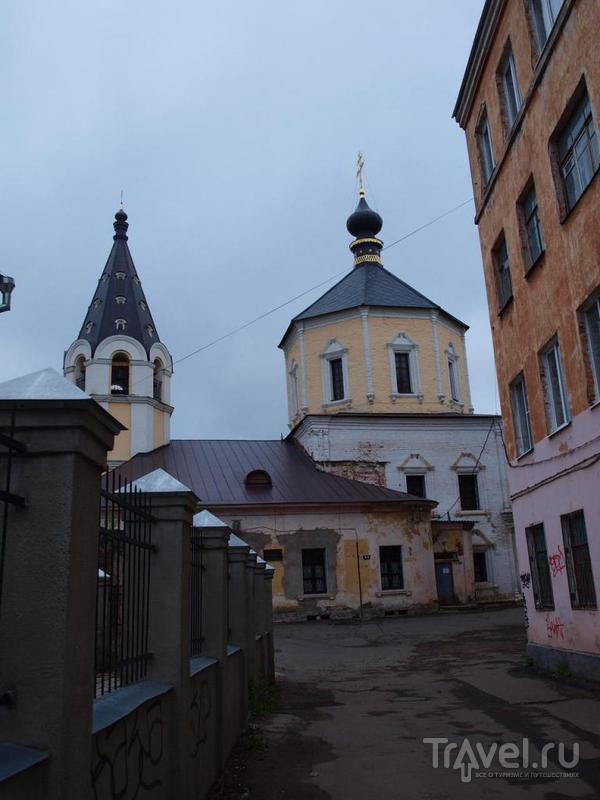 Круиз по Волге / Россия