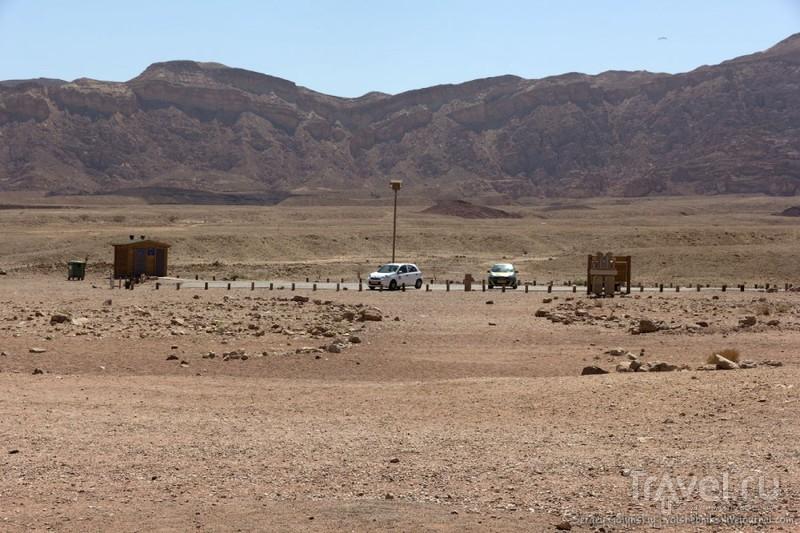 Мицпе-Рамон и Пустыня Негев / Израиль
