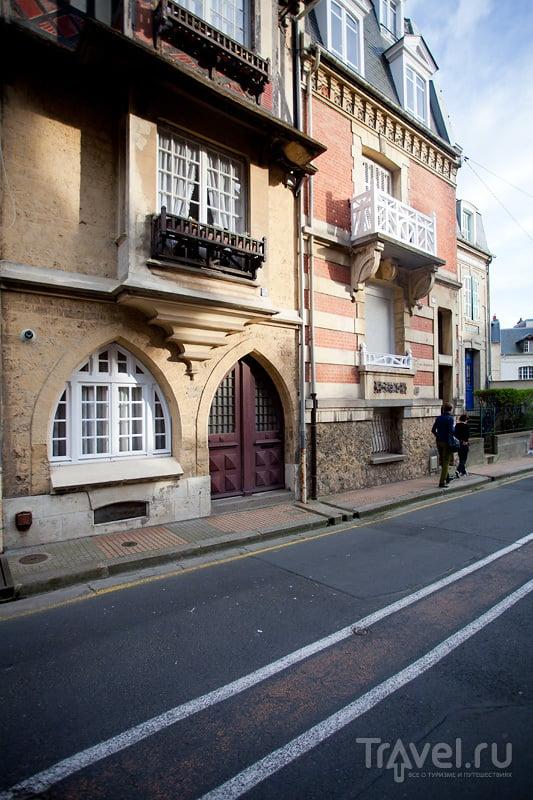 Довиль и Трувиль / Фото из Франции