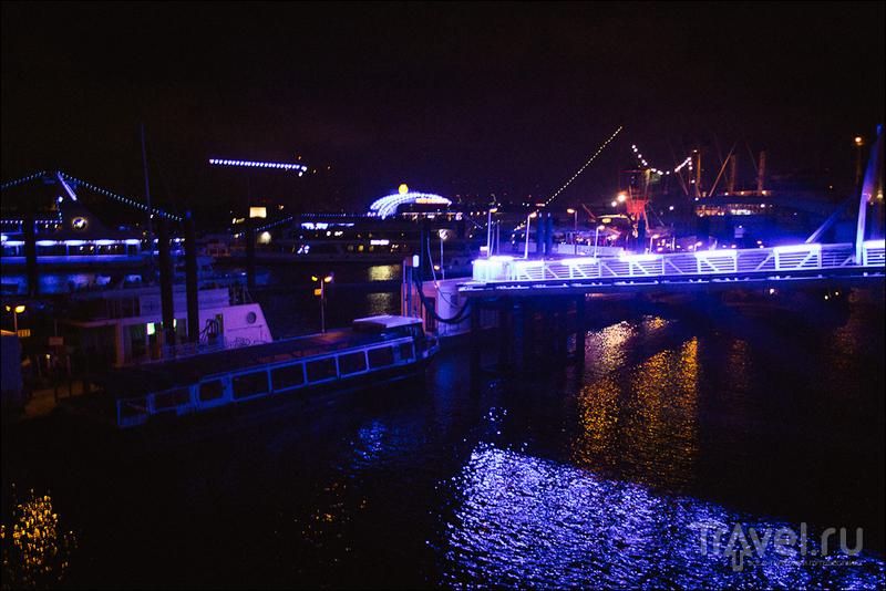 Гамбургский порт / Германия