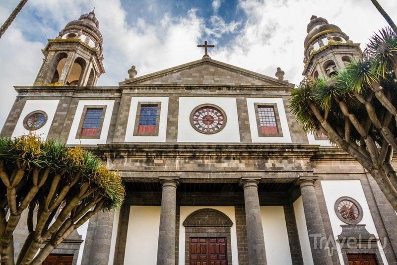 Когда-то Ла-Лагуна была столицей Тенерифе: это объясняет величие городской архитектуры