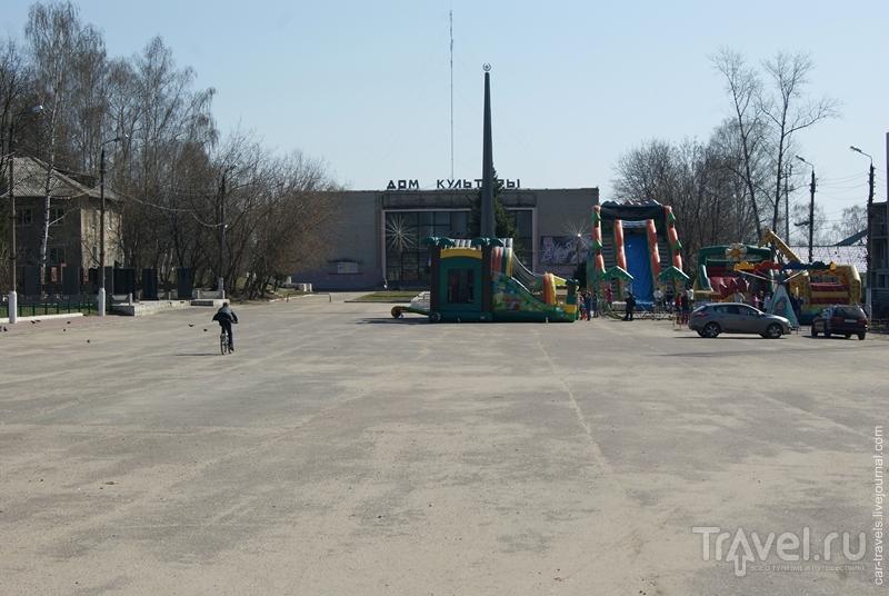 Петушки. Владимирская область / Россия