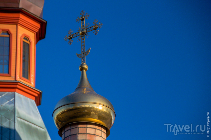 Зарисовки города Н. / Россия