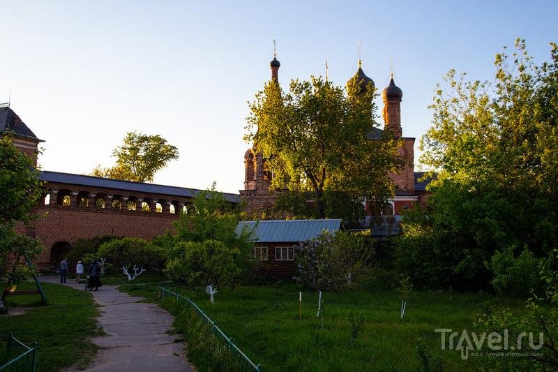 Крутицкое подворье - уголок старой Москвы / Фото из России
