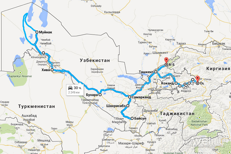 Что надо знать про Узбекистан. Интересные места, цены, национальные особенности и беспредельщики / Узбекистан