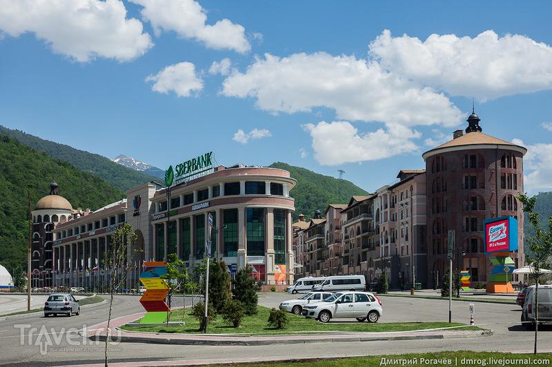 Сочи-2014 - Горки Город +540 / Фото из России