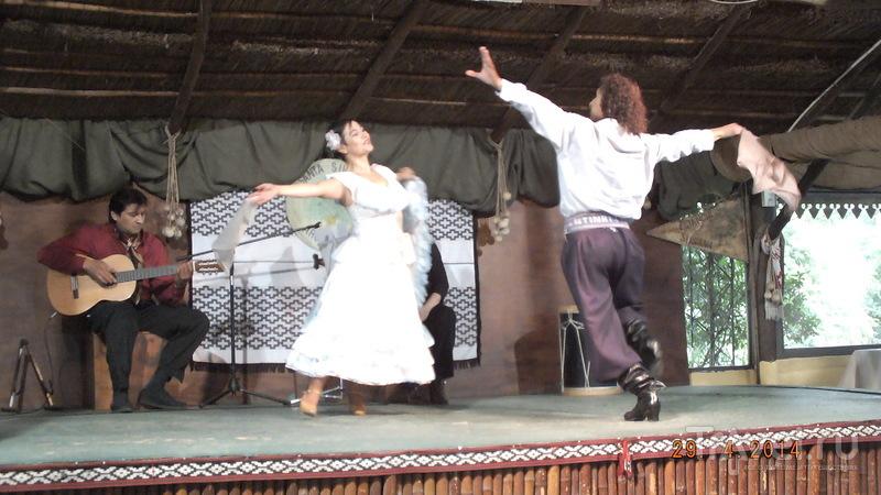 Аргентина. Поездка на ранчо к гаучо / Аргентина