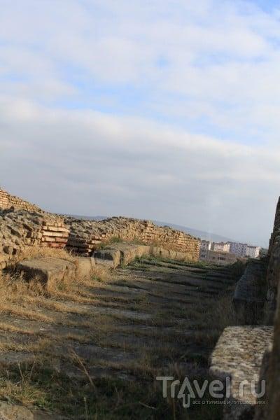 Алжирские заметки: Тимгад - потерянный город / Алжир