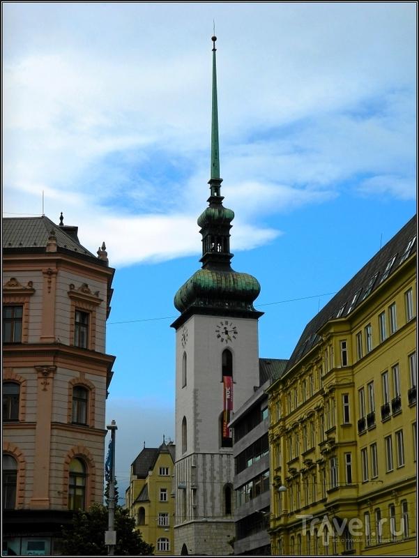 Брно, Чехия / Фото из Чехии