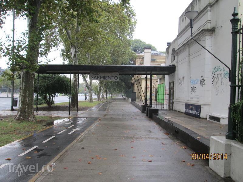 Буэнос-Айрес. Метро и не только / Аргентина