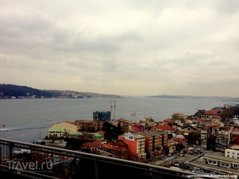 Босфор: ворота в Азию / Турция