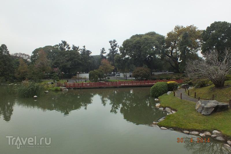 Буэнос-Айрес. Японский сад / Аргентина