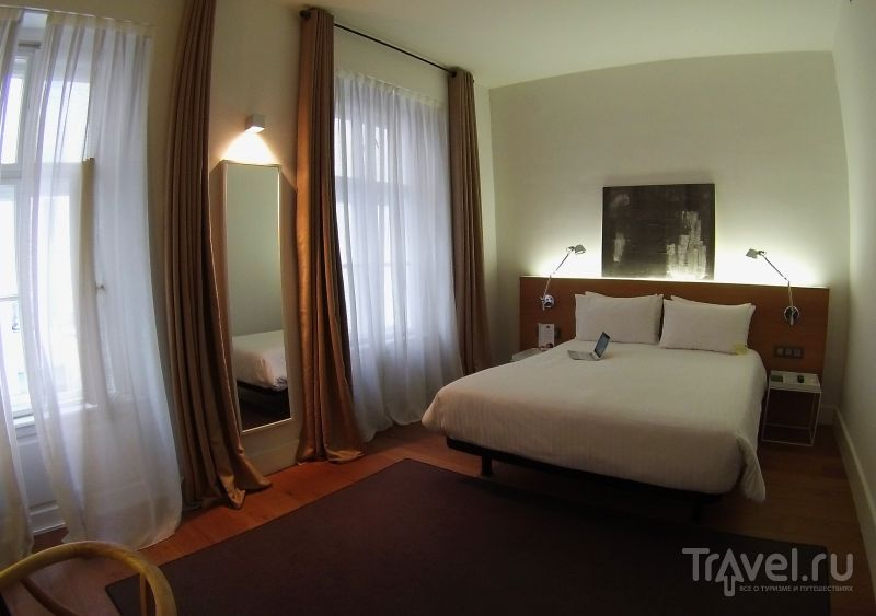 Интерьер номера в Hotel Zenit Budapest Palace
