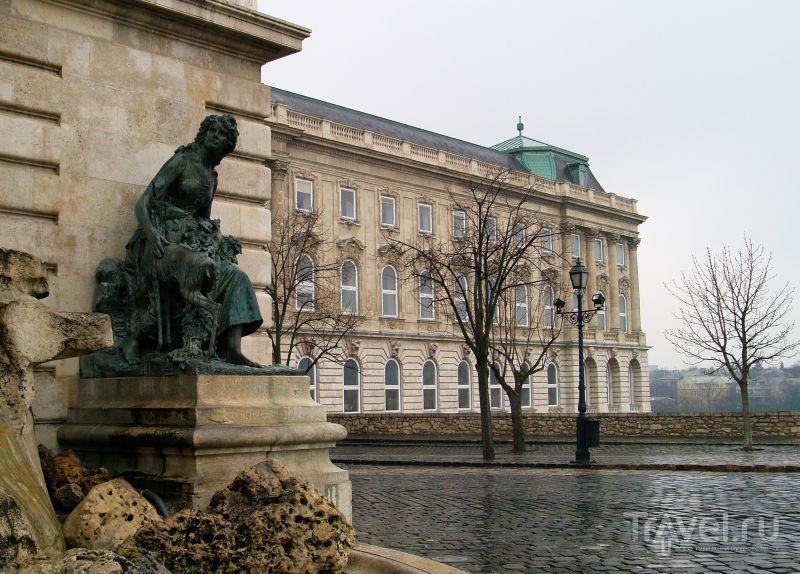 В королевском дворце