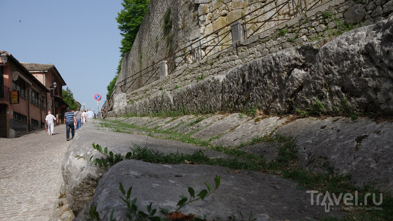 Алатри - город циклопов / Италия