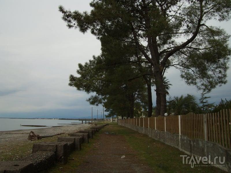 Очамчира - самый необычный курорт на Чёрном море / Абхазия