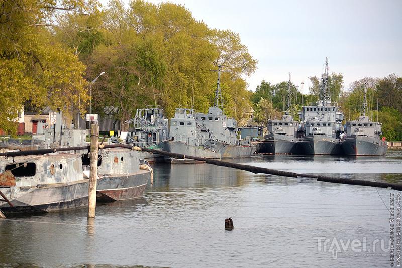 Балтийск - самый западный город России / Россия