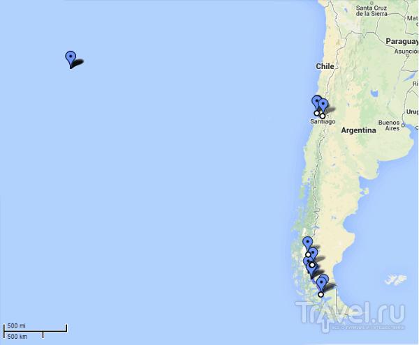 Чили и немного Аргентины. Практичный отчет с лирическими отступлениями / Аргентина